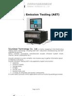Acoustic Emission Brochure