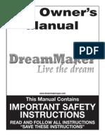 Dream Makers Pa Manual