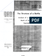 Structure of a Battle