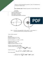 Studierea Parametrilor Fibrei Optice