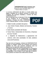 CONGRESO COMERCIO DETALLISTA