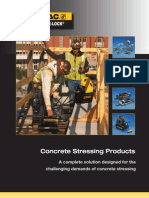 Stressing Catalogue