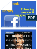 Facebook in the Library