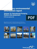 PEIR Main Report Vol14 Falcon Brook Pumping Station