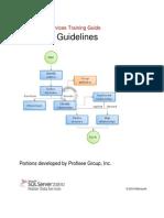 07 Modeling Guidelines