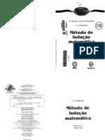 Metodo de Indução Matematica - Sominski - LIVRO