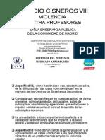 Informe-cisneros-VIII Violencia Contra Los Profesores