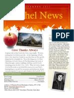 Bethel News November 2011