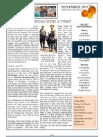 UC November 2011 Newsletter