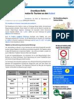 Umweltzone Berlin - Information für Touristen