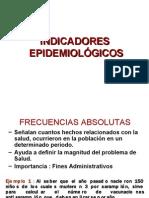 Clase Indicadores Epidemiol