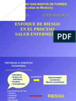 USMPCLASE 6 Enfoque de Riesgo[1]