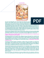 Hanuman Chalisa With English Meaning