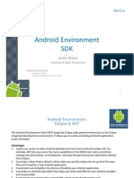 Android Chapter02 Setup1 SDK