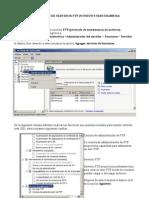 Ftp en Winwdos Server