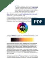 La Mezcla de Color en Pintura