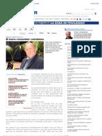 Mercadeo - El nuevo consumidor colombiano, Artículo Online