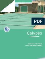 Calypso Pool Cover