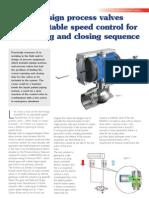 11 Oxler VW Speed Control Process Valves