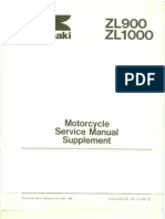 ZL900-1000 Service Manual Suppliment