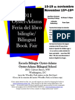 Bilingual Book Fair