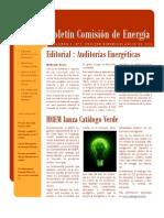 Boletín Energía ASIVA