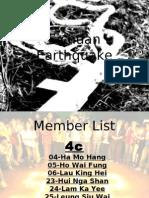 4C Group2 Sichuan Earthquake