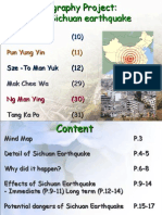4C_group4_earthquake to Be Presented