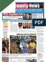 Charlevoix County News - November 03, 2011