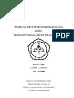 24205478 Makalah Penerapan Hukum Hukum Newton Terhadap Penimbangan Berat Badan Di Lift