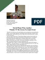 2007 WOG 17 1000 NLHE 2-day 03-16-07