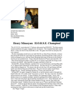2007 WOG 18 500 HORSE 03-18-07