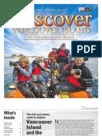 Discover Vancouver Island Magazine Fall 2011