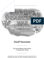 Demarest Winning Insurgent War