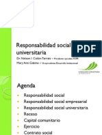 Responsabilidad Social Universitaria UPR Aguadilla