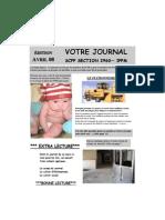 Journal Avril 2008