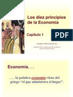 1 - Los 10 principios de la economía