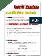 Cap. III - Functii Continue 2