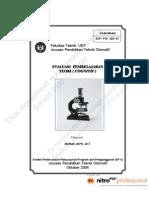 Modul Evaluasi Pembelajaran PTK203-01