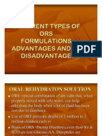 Different Types of Ors