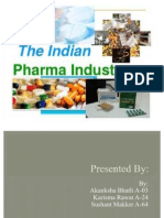 Pharmaceutical Industry in India(1)