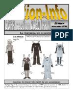 Journal Novembre 2010