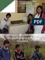 Participación RNO Feria de Ciencias Distrital y Temaikén