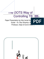 The Dots Way of Controlling Tb