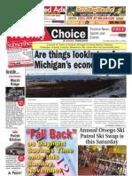 Weekly Choice - November 03, 2011