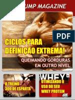Revista Max Pump - Ciclos Para Definição Extrema