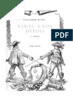 Alexandre Dumas - Vinte Anos Depois - Volume 3