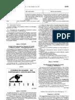 Dop - Legislacao Portuguesa - 2011/10 - Avi nº 21543 - QUALI.PT