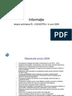 Копия (2) Raport activitate ISC 2009