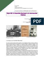 12. Siglo XIX, la Cuestión Nacional y Educación en Europa.Yépez 2011